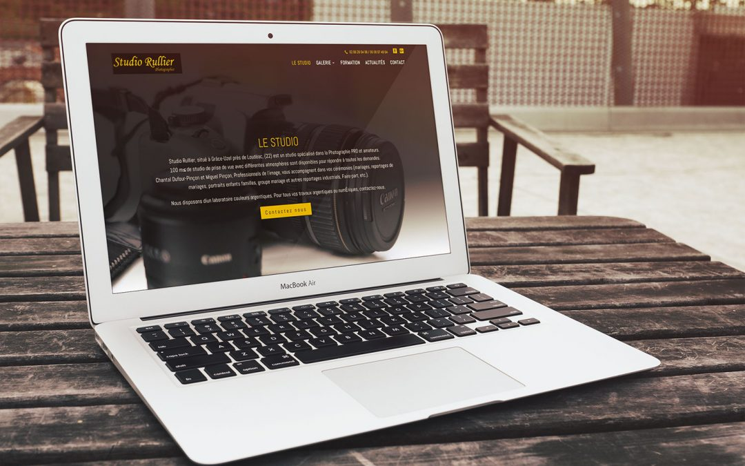 Nouveau site internet en ligne